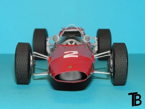Ferrari 158 Italian GP, č. 2