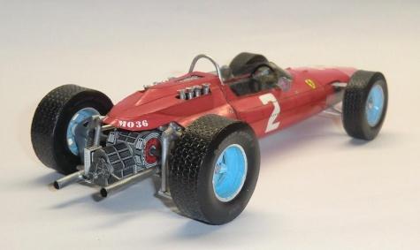 Ferrari 158 Surtees GP Italy 1964
