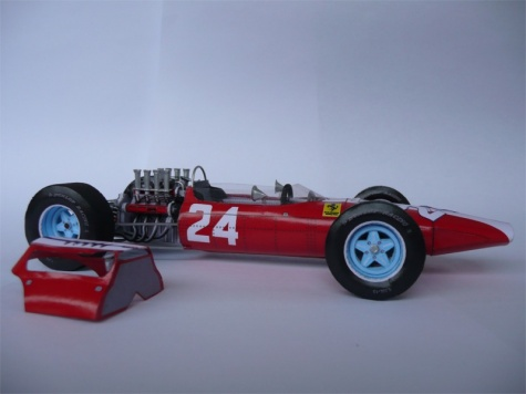 Ferrari 158 US GP 1965