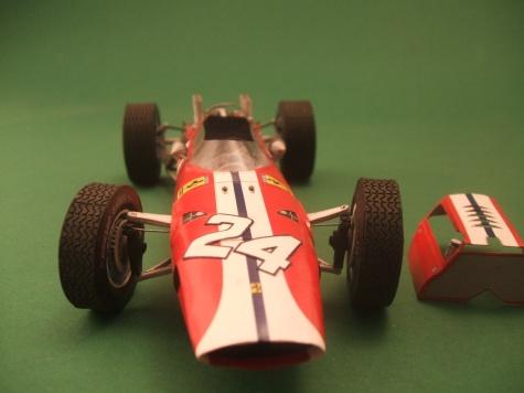 Ferrari 158 USA 1965