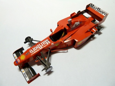 Ferrari 310B VC Monaka ´97 M.Schumacher