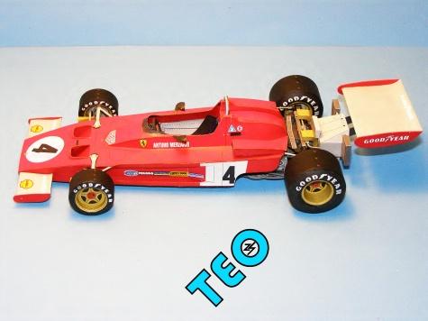 Ferrari 312 B-3, 1973
