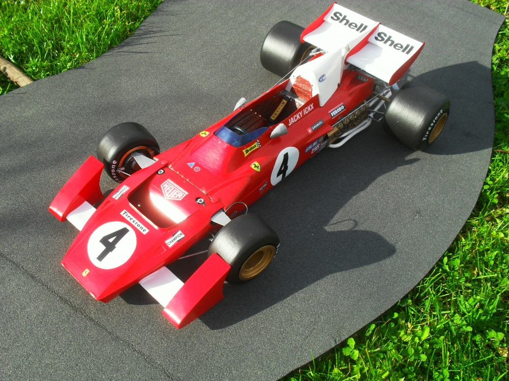 Ferrari 312 B2 vers.A  Anglie 1971
