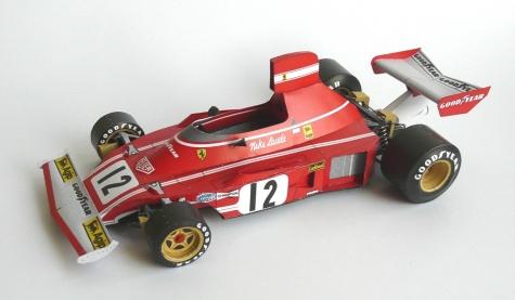 Ferrari 312 B3, 1974