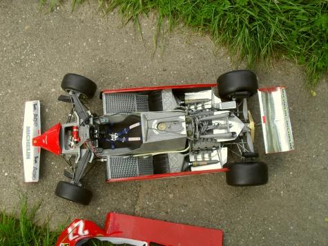 Ferrari  126 CK turbo -Monako 1981