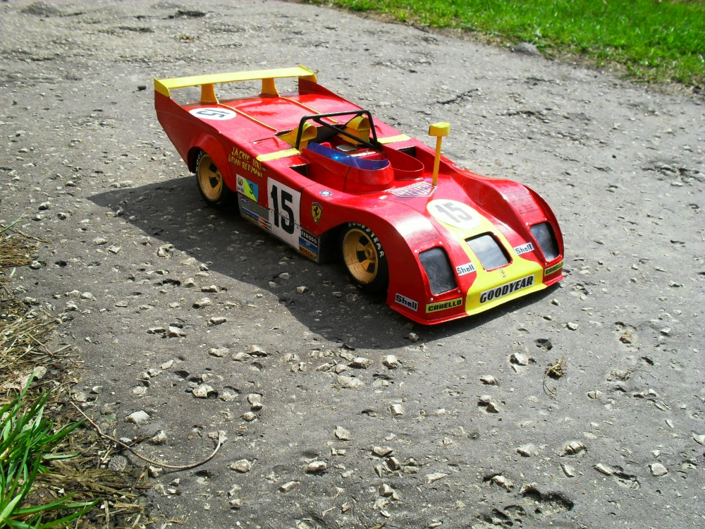 Ferrari 312 PB version C.