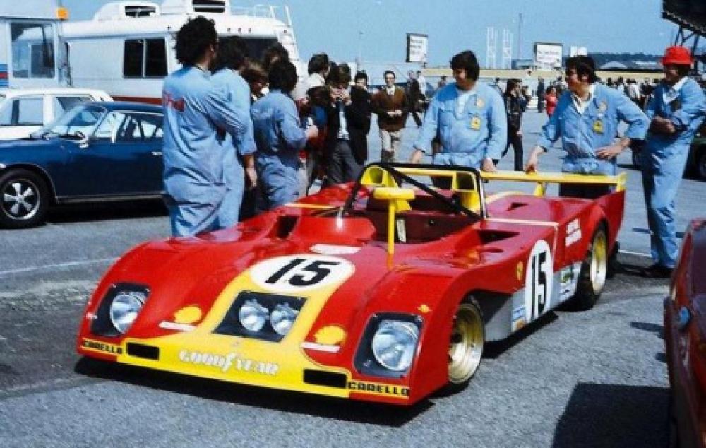 Ferrari 312 PB version C.