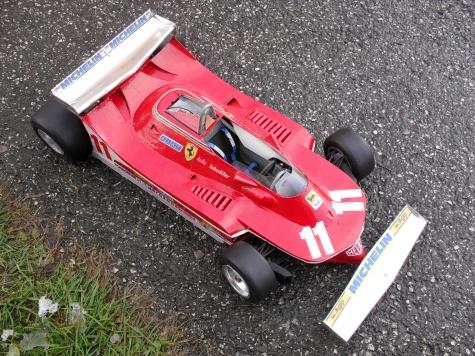 Ferrari 312 T4  Monako 1979