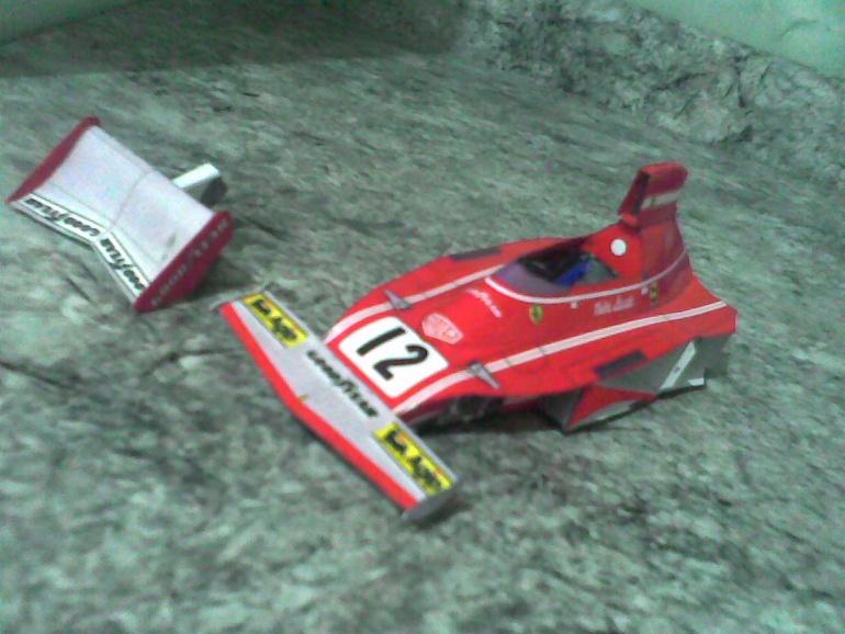 Ferrari 312B3 (1974) Niki Lauda