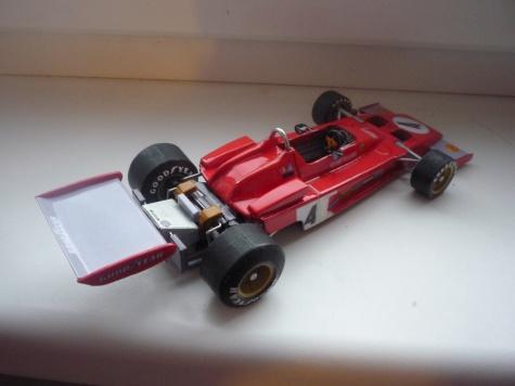 Ferrari 312B3 - GP Monaka