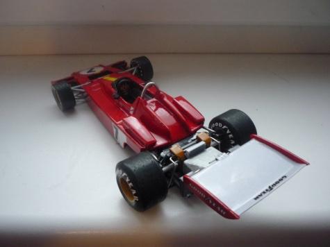 Ferrari 312B3 - GP Spain