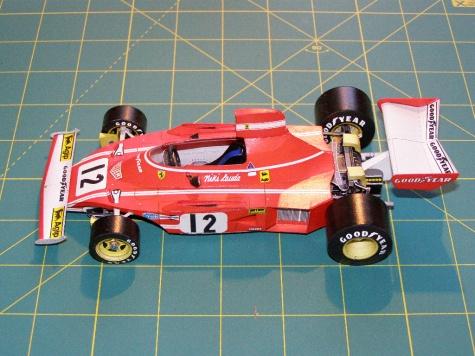Ferrari 312B3, 1975