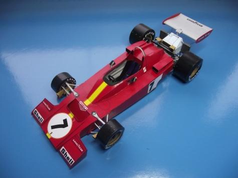 Ferrari 312B3 1973