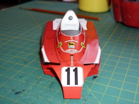 Ferrari 312T - Clay Regazzoni - Monako 75