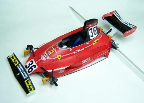 Ferrari 312T 1976 G C Martini