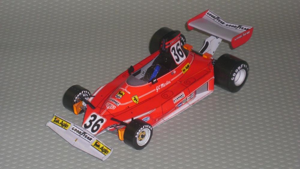Ferrari 312T 1976-G.C.Martini- 24 hodinovka 2012