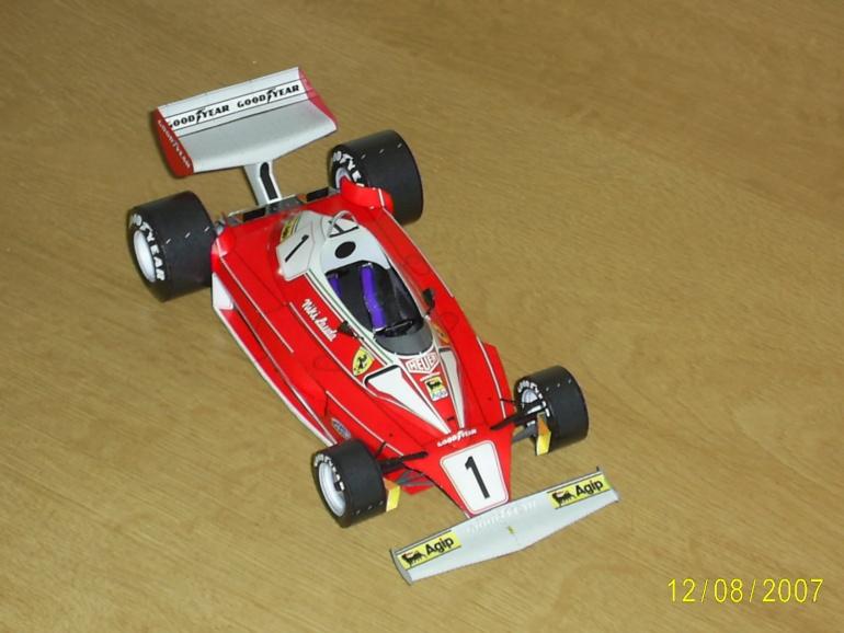 Ferrari 312T2  N.Lauda 1976