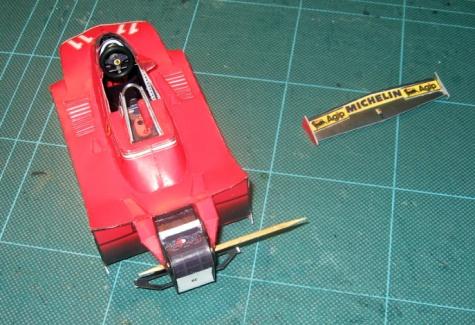 Ferrari 312T4 J.Scheckter 1979