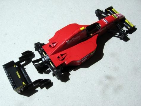 Ferrari 412T2 - Jean Alesi - GP Canada 1995