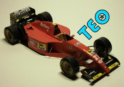 Ferrari 412T2