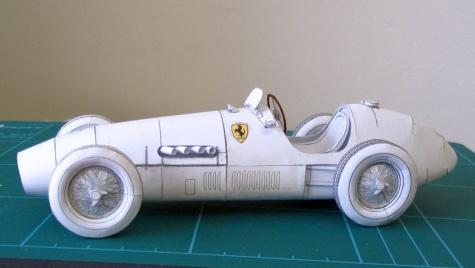 Ferrari 500 F2 (1952)