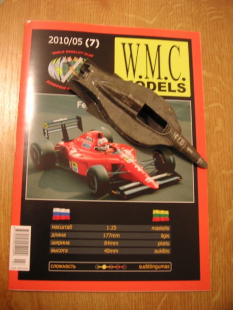 Ferrari 641, Alain Prost 1990