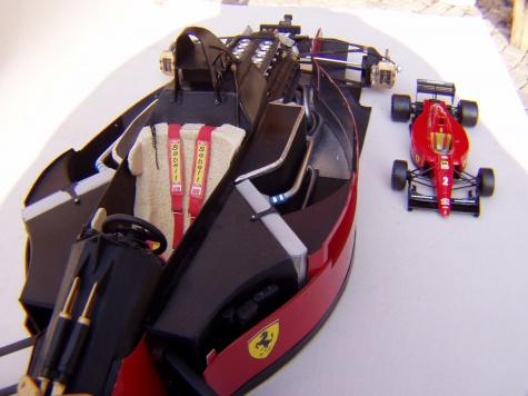 Ferrari 641/2, 1990, N. Mansell