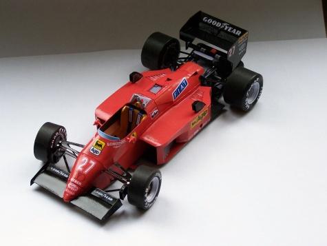 Ferrari F156/85