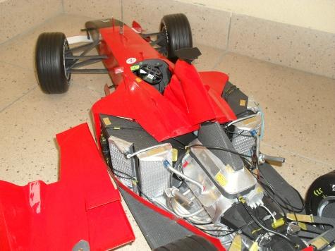 Ferrari F 2001 Itálie 2001