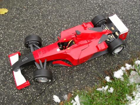 Ferrari F 2001B Itálie 2001
