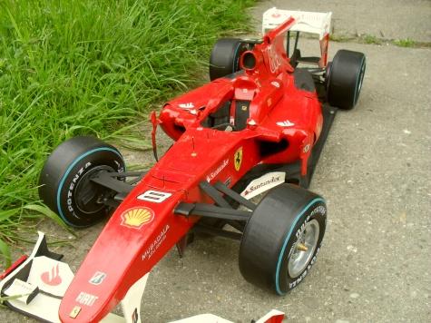 Ferrari F 10 - Turecko 2010