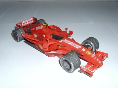 Ferrari F 2007