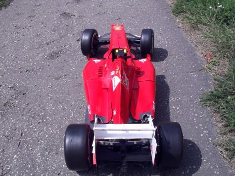 Ferrari F 2012 Malajsie 2012