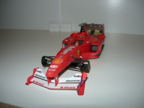 Ferrari F1-2000,M.Schumacher,2000