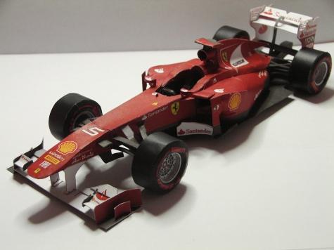 Ferrari F150 Italia