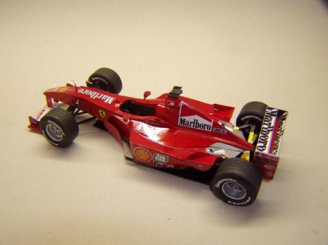 Ferrari F1-2000, 2000, M. Schumacher