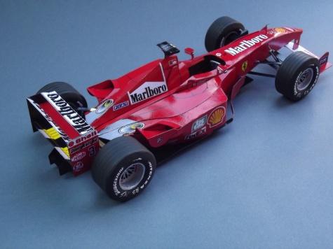 Ferrari F2000/ M. Schumacher