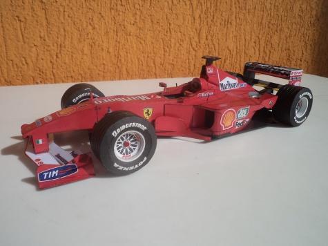 Ferrari F2000 / Rubens Barrichello