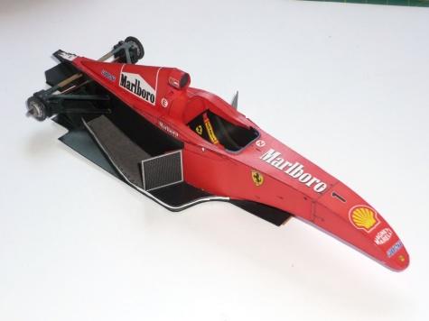 Ferrari F2001/050 - Michael Schumacher