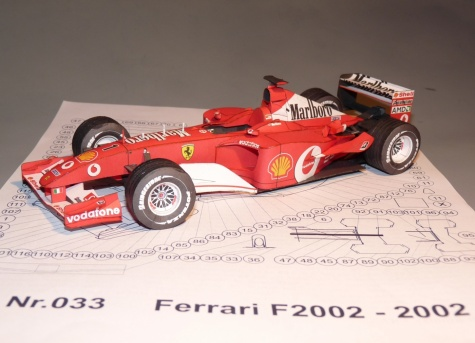 Ferrari F2002 2002