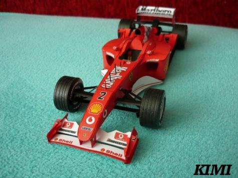 Ferrari F2002,Rubens Barrichello,2002