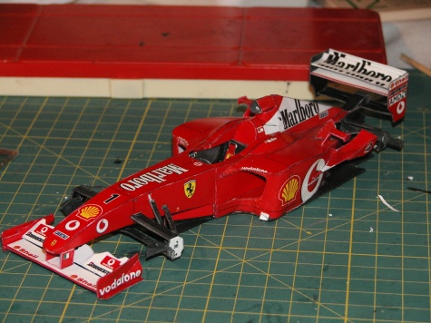 Ferrari F2002