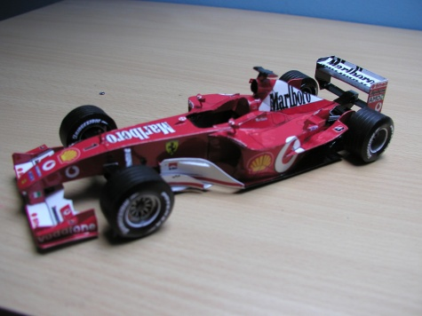 Ferrari F2003 - GA