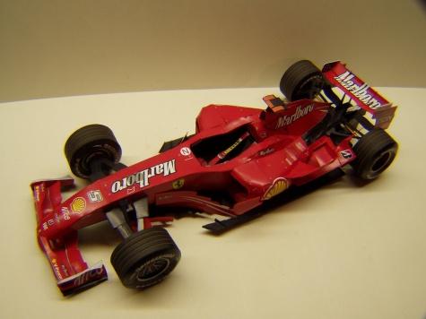 Ferrari F2007, 2007, F. Massa