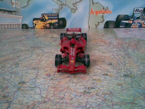 Ferrari F2007,Felipe Massa,2007