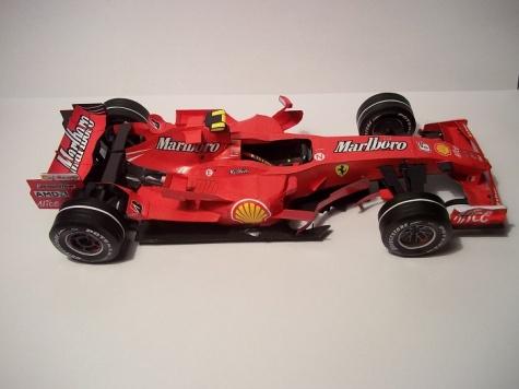 Ferrari F2007 Kimi Räikkönen - Monaco GP (2007)