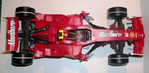 Ferrari F2007 Monaco GP