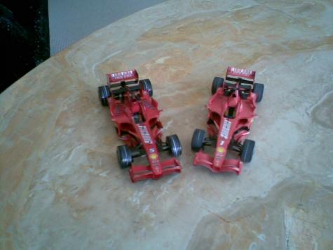 Ferrari F2008-Testcar,Kimi Räikkönen,2008