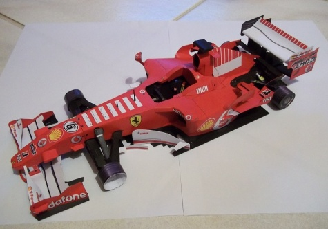 Ferrari F248 - Felipe Massa (2006)
