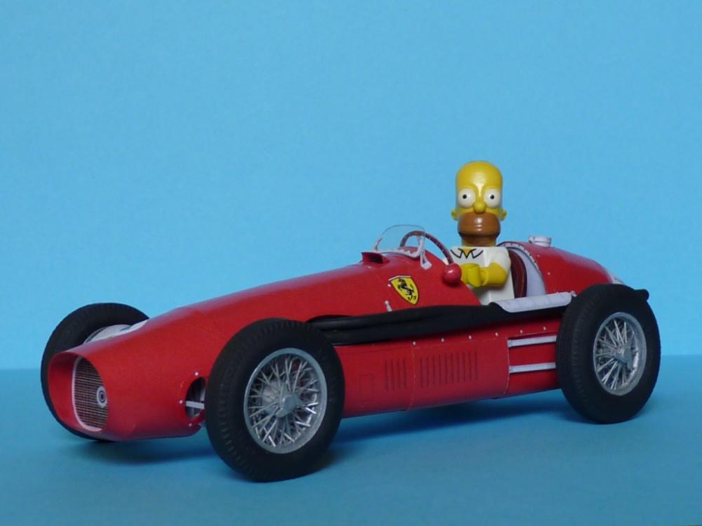 Ferrari F500